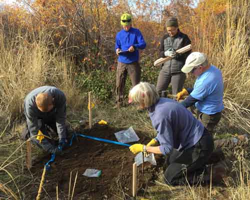 Cowiche Canyon Conservancy MONARCHS AND MILKWEED Conservation Project Site Yakima WA