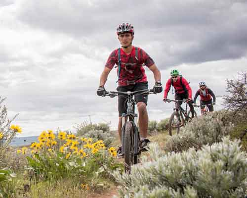 Cowiche Canyon Conservancy Rocky Top Single Track Alliance of Yakima (STAY) mountain bikers Recreation Yakima, WA