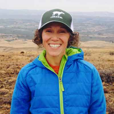 Celisa Hopkins Executive Director Cowiche Canyon Conservancy Yakima WA Mission