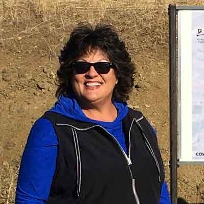 Cindy Dunbar Customer Service and Administration Cowiche Canyon Conservancy Yakima WA