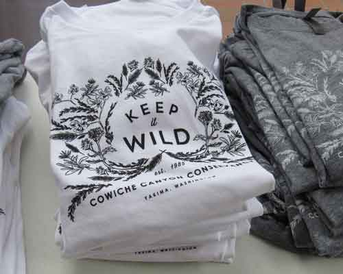 Cowiche Canyon Rocks 2018 keep_it_wild_tshirts