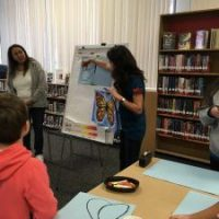 library art workshop