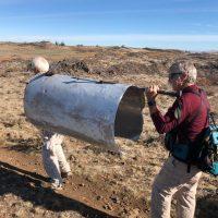 trails committee volunteers Uplands