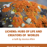 Visiting Lecture Series Flyer March 2021